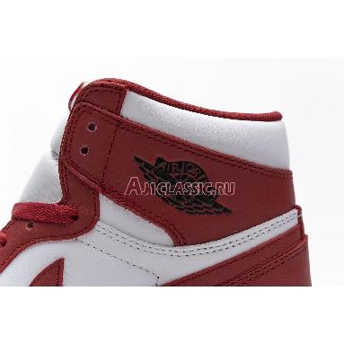 Air Jordan 1 Retro High 85 OG New Beginnings CQ4921-601 Varsity Red/White/Black Sneakers