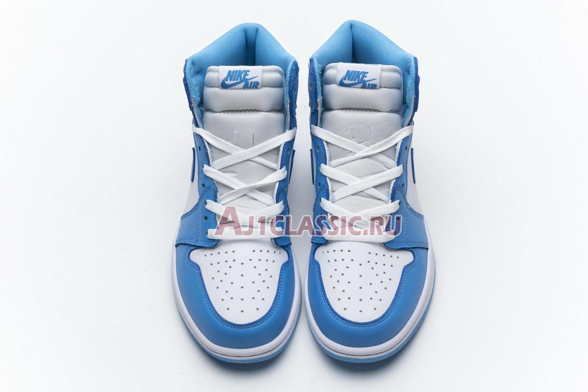 """Air Jordan 1 Retro High OG """"UNC"""" 555088-117"""