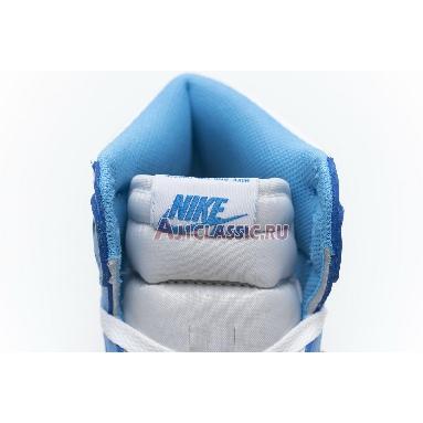 Air Jordan 1 Retro High OG UNC 555088-117 White/Dark Powder Blue Sneakers
