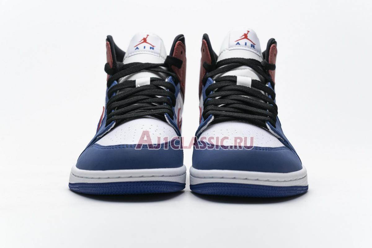 "Air Jordan 1 Mid ""Multicolored Swoosh"" 852542-146"