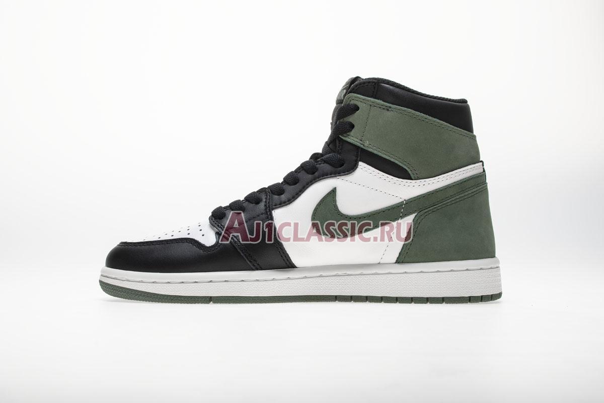 "Air Jordan 1 Retro High OG ""Clay Green"" 555088-135"