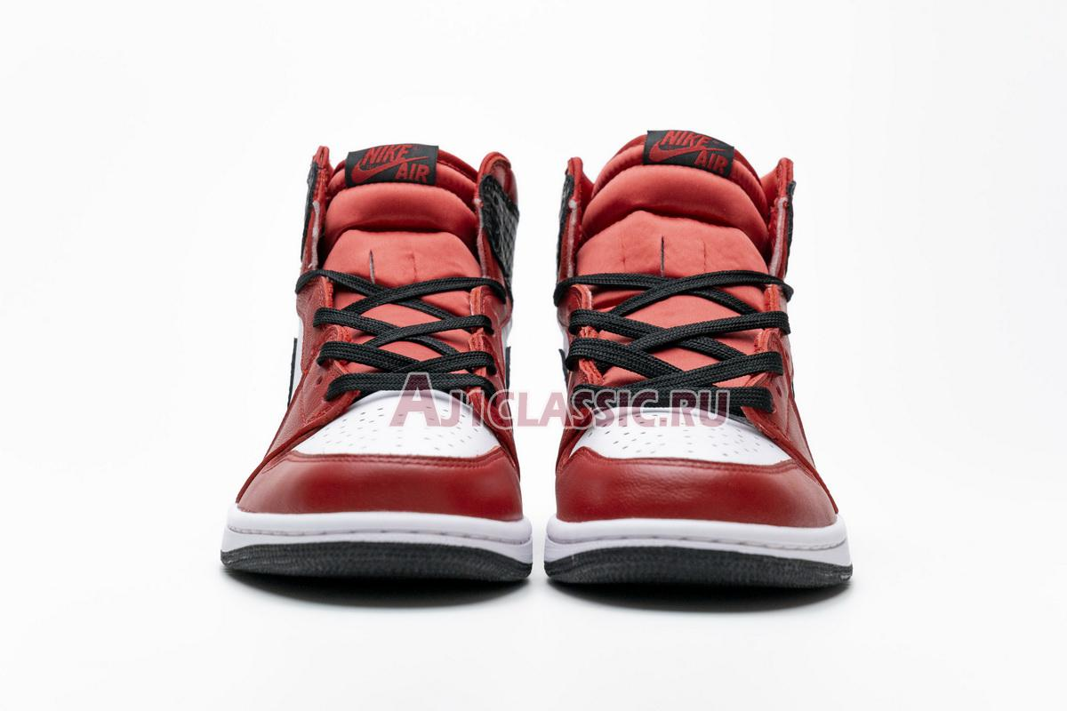 "Air Jordan 1 Retro High OG ""Satin Red"" CD0461-601"