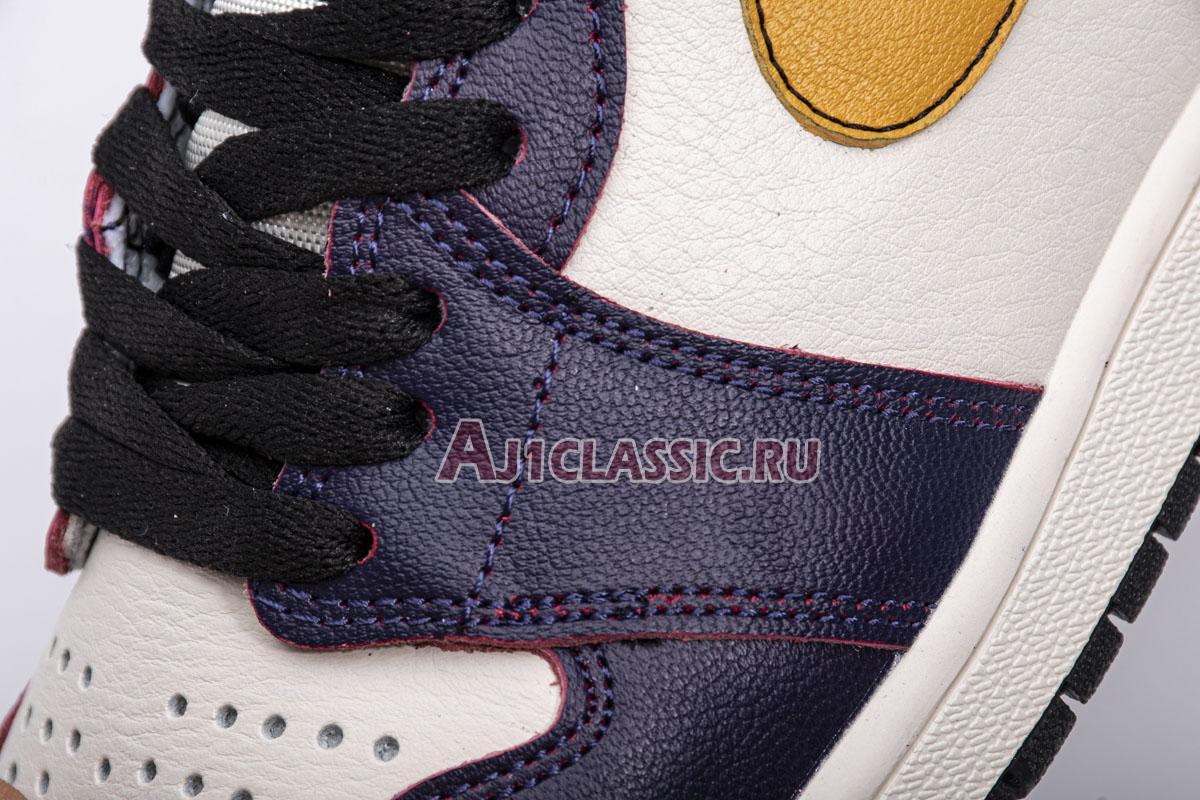 "Air Jordan 1 Retro High SB ""LA To Chicago"" CD6578-507"