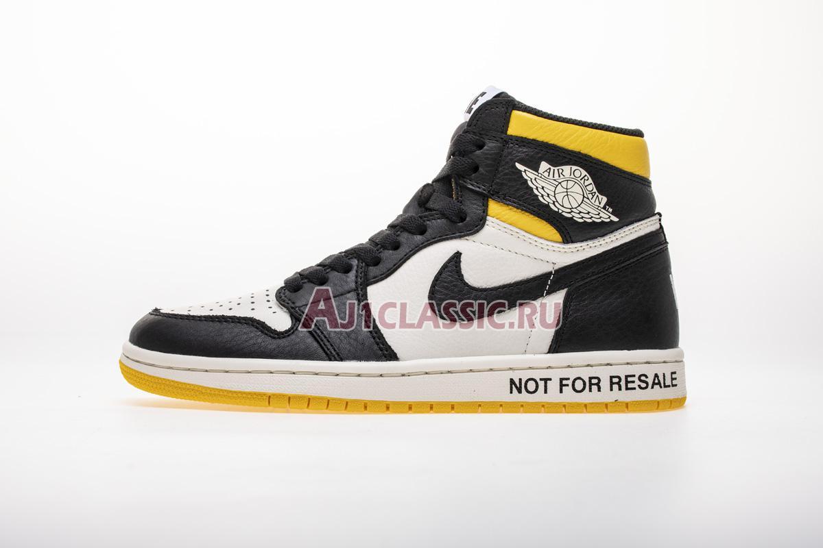 """Air Jordan 1 Retro High OG NRG """"Not For Resale"""" 861428-107"""