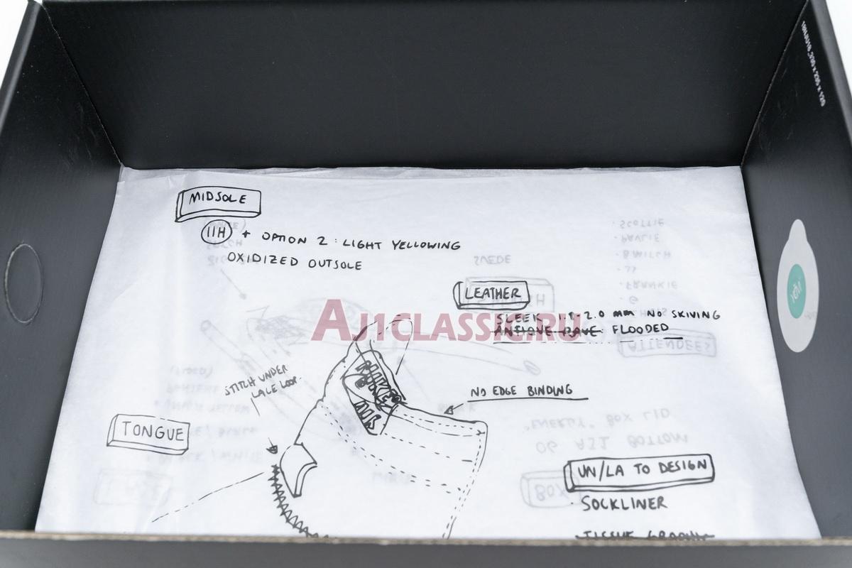 """Union LA x Air Jordan 1 Retro High NRG """"Storm Blue"""" BV1300-146"""