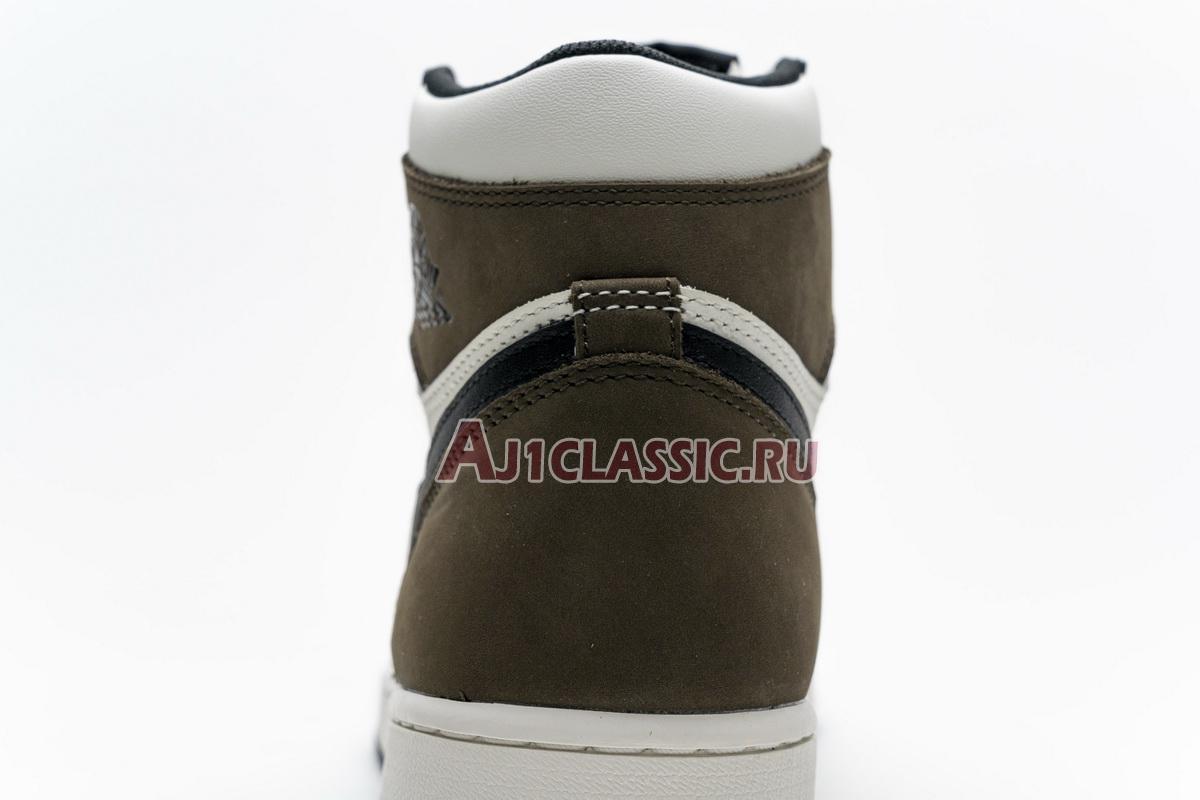 "Air Jordan 1 Retro High OG ""Dark Mocha"" 555088-105"