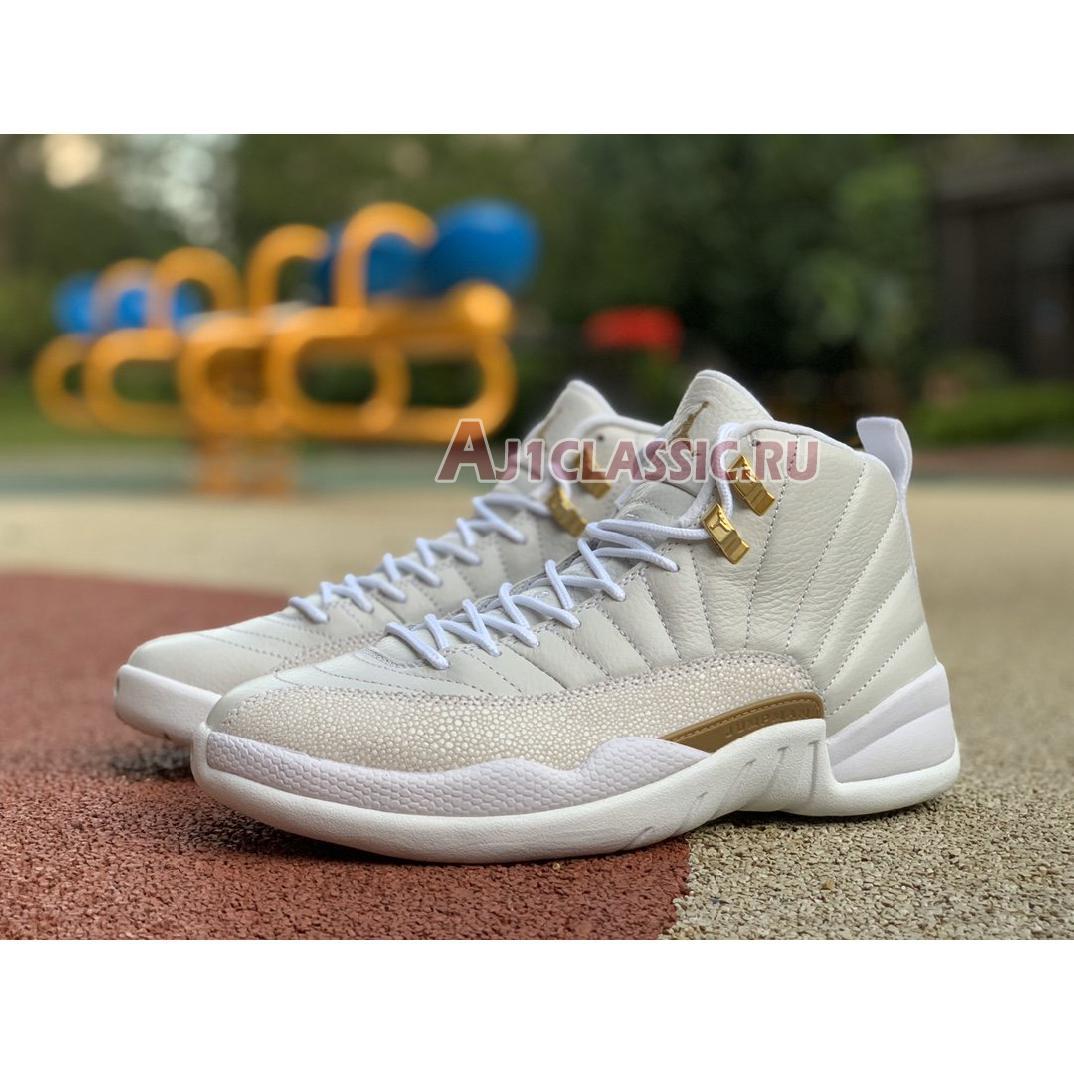 "Air Jordan 12 Retro ""OVO White"" 873864-102"