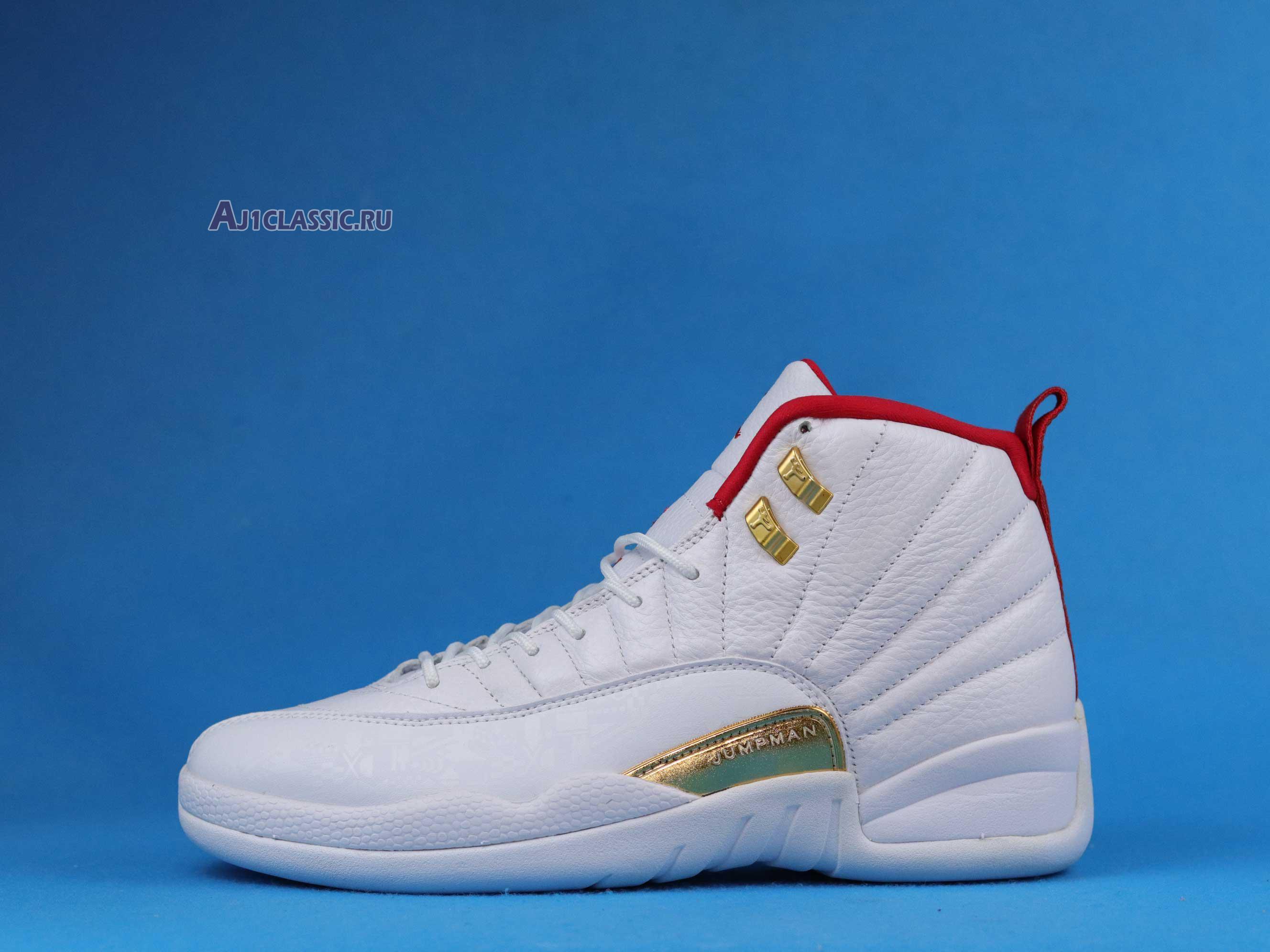 """Air Jordan 12 Retro """"FIBA"""" 130690-107"""