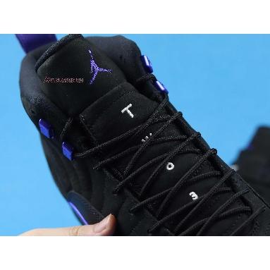 Air Jordan 12 Retro Dark Concord CT8013-005 Black/Black/Dark Concord Sneakers