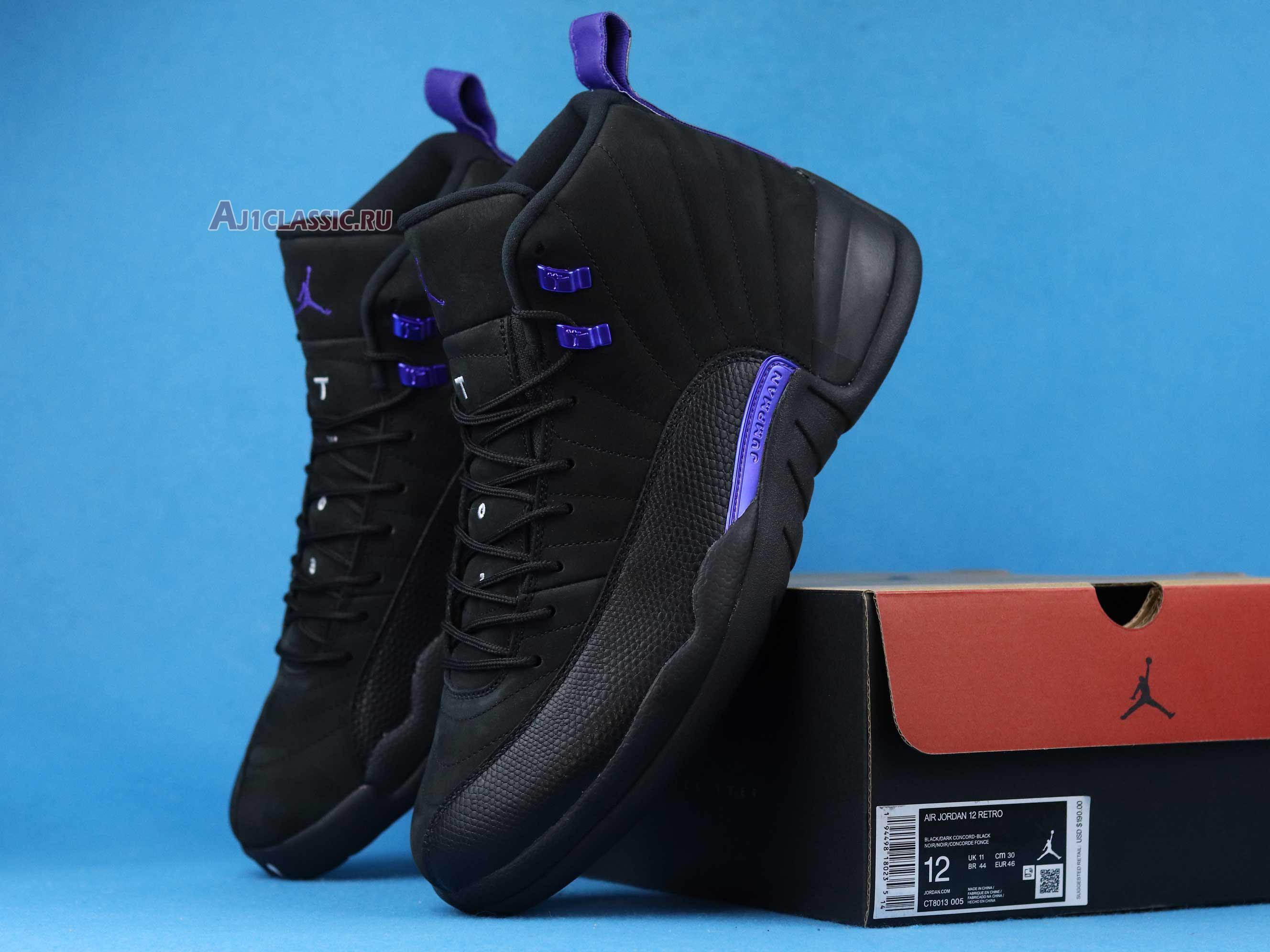 """Air Jordan 12 Retro """"Dark Concord"""" CT8013-005"""