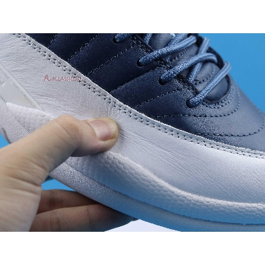 Air Jordan 12 Retro Indigo 130690-404 Stone Blue/Legend Blue-Obsidian Sneakers