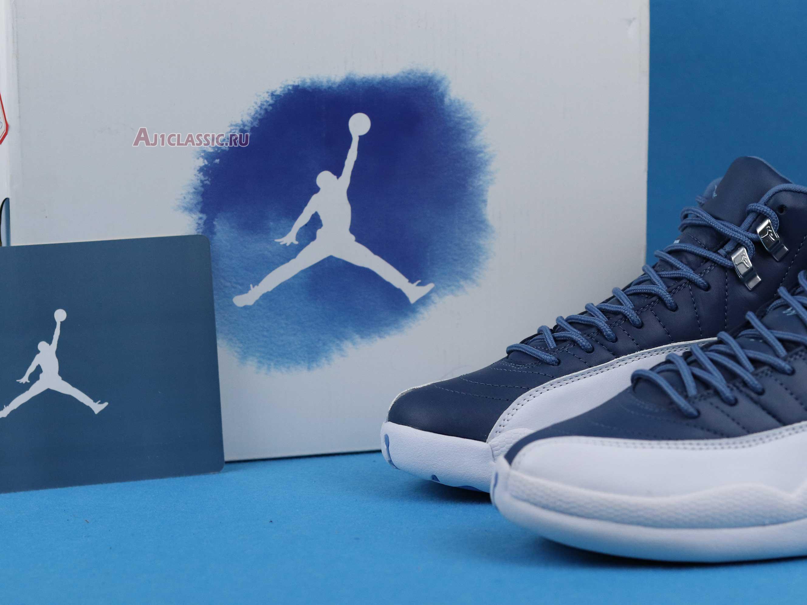 "Air Jordan 12 Retro ""Indigo"" 130690-404"