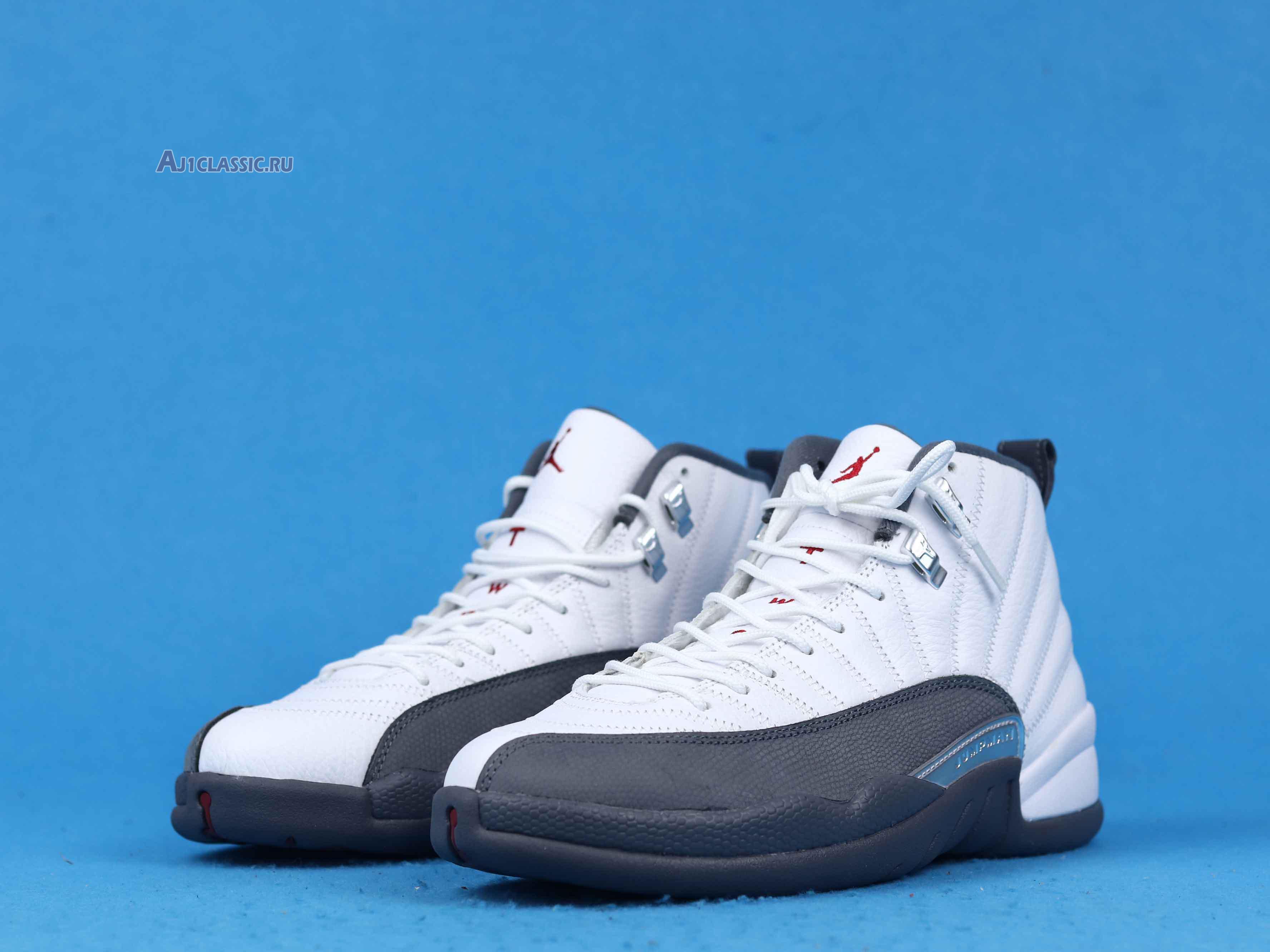 """Air Jordan 12 Retro """"Dark Grey"""" 130690-160"""