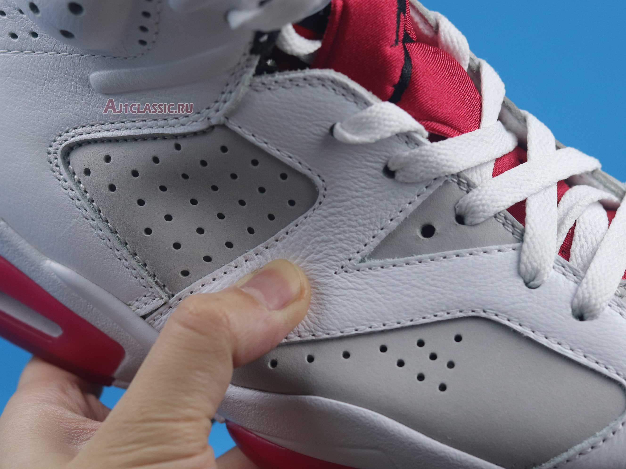 "Air Jordan 6 Retro ""Hare"" CT8529-062"