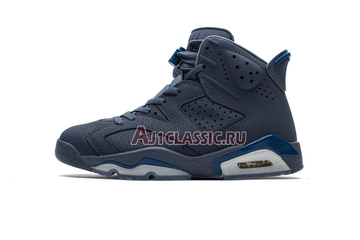 """Air Jordan 6 Retro """"Diffused Blue"""" 384664-400"""