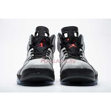 Air Jordan 6 Retro SP Reflections Of A Champion CI4072-001 Reflect Silver/Infrared-Black Sneakers