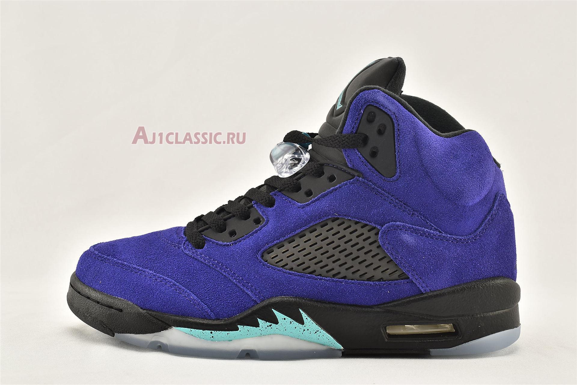 "Air Jordan 5 Retro ""Alternate Grape"" 136027-500"