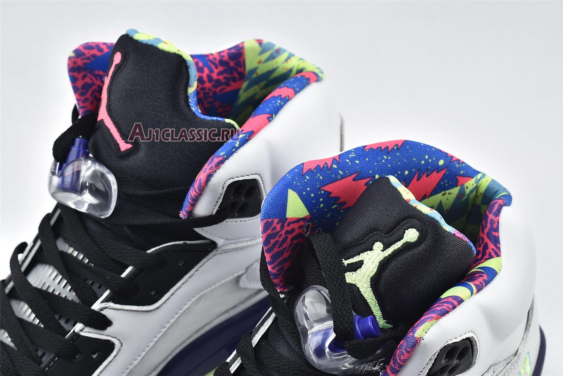 "Air Jordan 5 Retro ""Alternate Bel-Air"" DB3335-100"