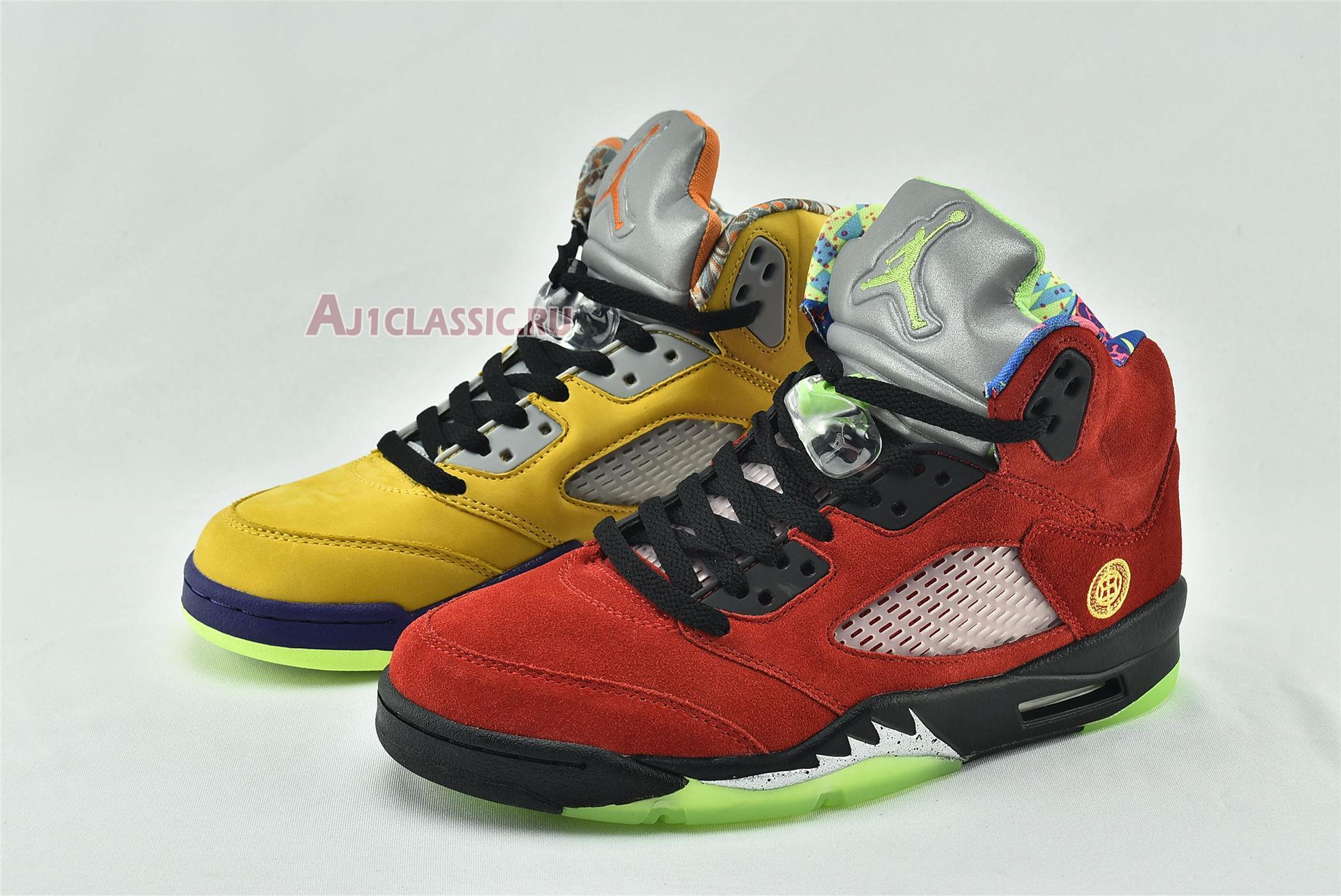 "Air Jordan 5 Retro SE ""What The"" CZ5725-700"