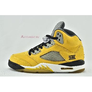 Air Jordan 5 Retro T23 Tokyo 454783-701 Vrsty Mz/Anthrct-Wlf Gry-Blk Sneakers