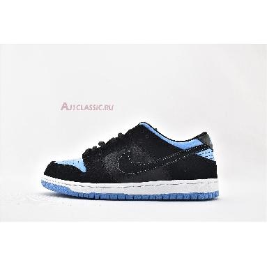 Nike SB Dunk Low Pro University Blue 304292-048 Black/University Blue/White/Black Sneakers