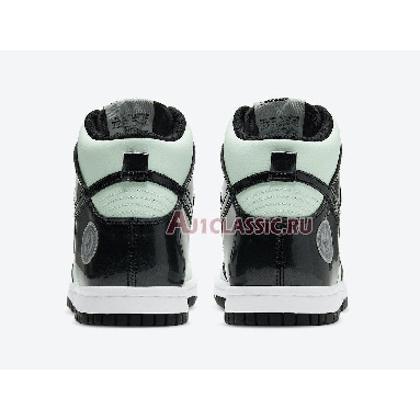 Nike Dunk High All-Star DD1846-300 Barely Green/Black-White Sneakers