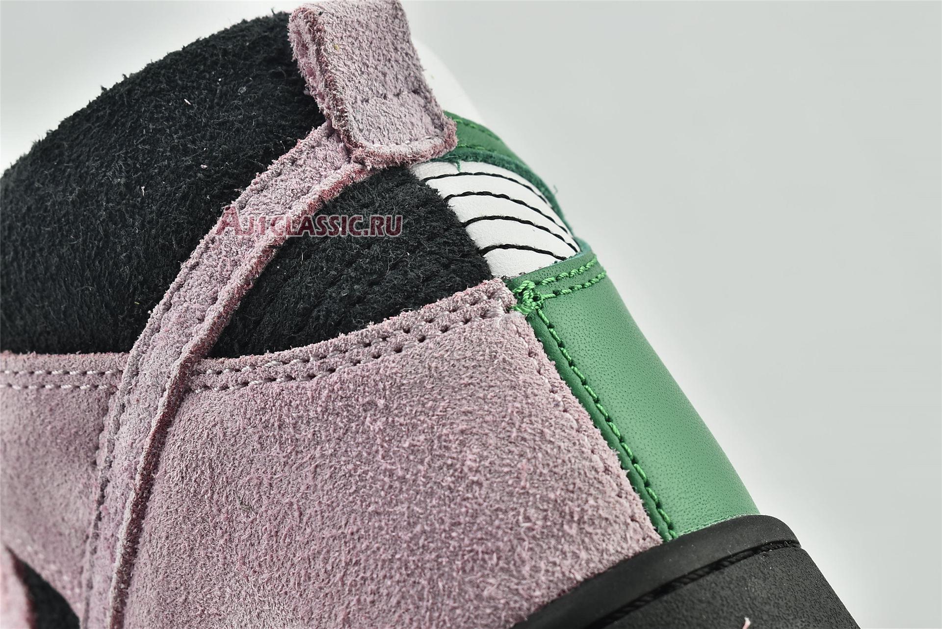 "Dunk High Pro Premium SB ""Invert Celtics"" CU7349-001"