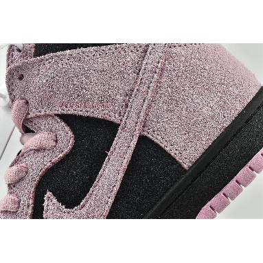 Dunk High Pro Premium SB Invert Celtics CU7349-001 Black/Pink Rise/Lucky Green Sneakers
