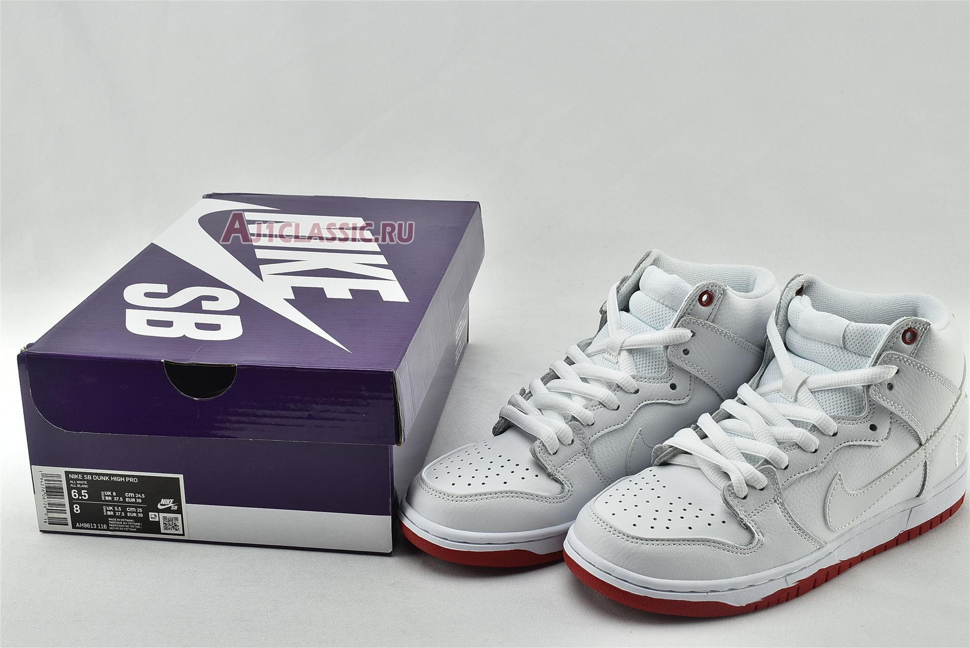 "Kevin Bradley x Nike SB Zoom Dunk High Pro ""Kevin Bradley"" AH9613-116"