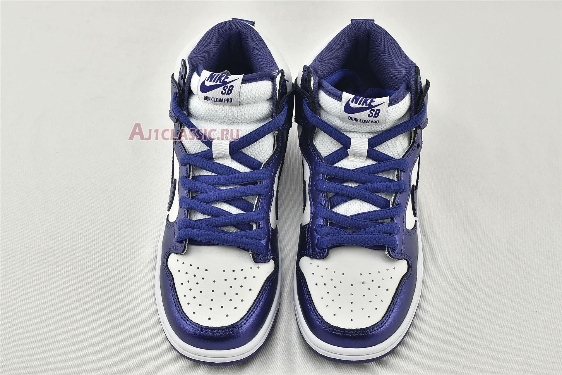"Nike Dunk High ""Varsity Purple"" DC5382-100"