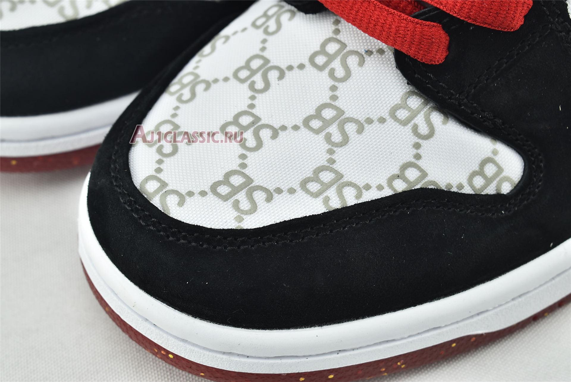 "Black Sheep x Nike Dunk High SB ""Paid In Full"" 313171-170"