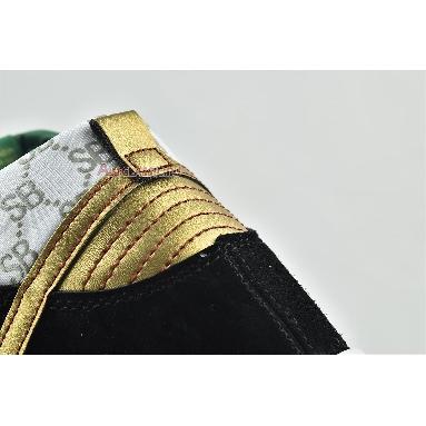 Black Sheep x Nike Dunk High SB Paid In Full 313171-170 White/Metallic Gold-Black Sneakers