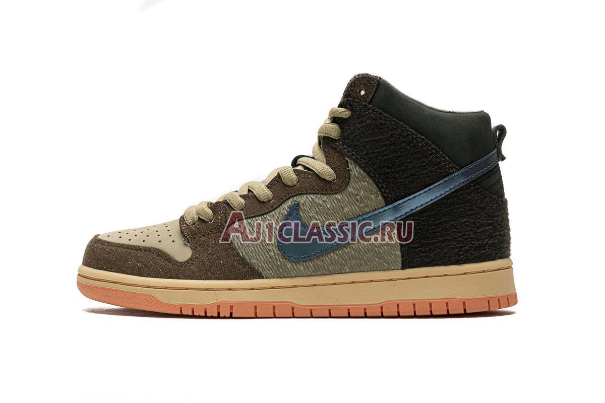 "Concepts x Nike Dunk High Pro SB ""TurDUNKen"" DC6887-200"