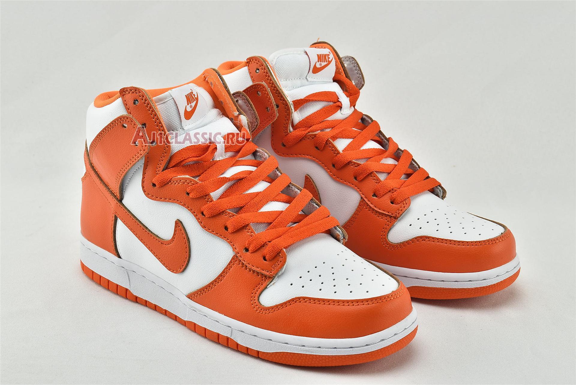 "Nike Dunk High Retro QS ""Syracuse"" 850477-101"