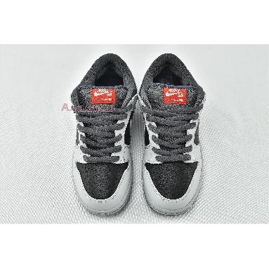Atlas x Nike Dunk Low Premium SB Wolf Grey 504750-020 Wolf Grey/Wolf Grey-Black-Challenge Red Sneakers