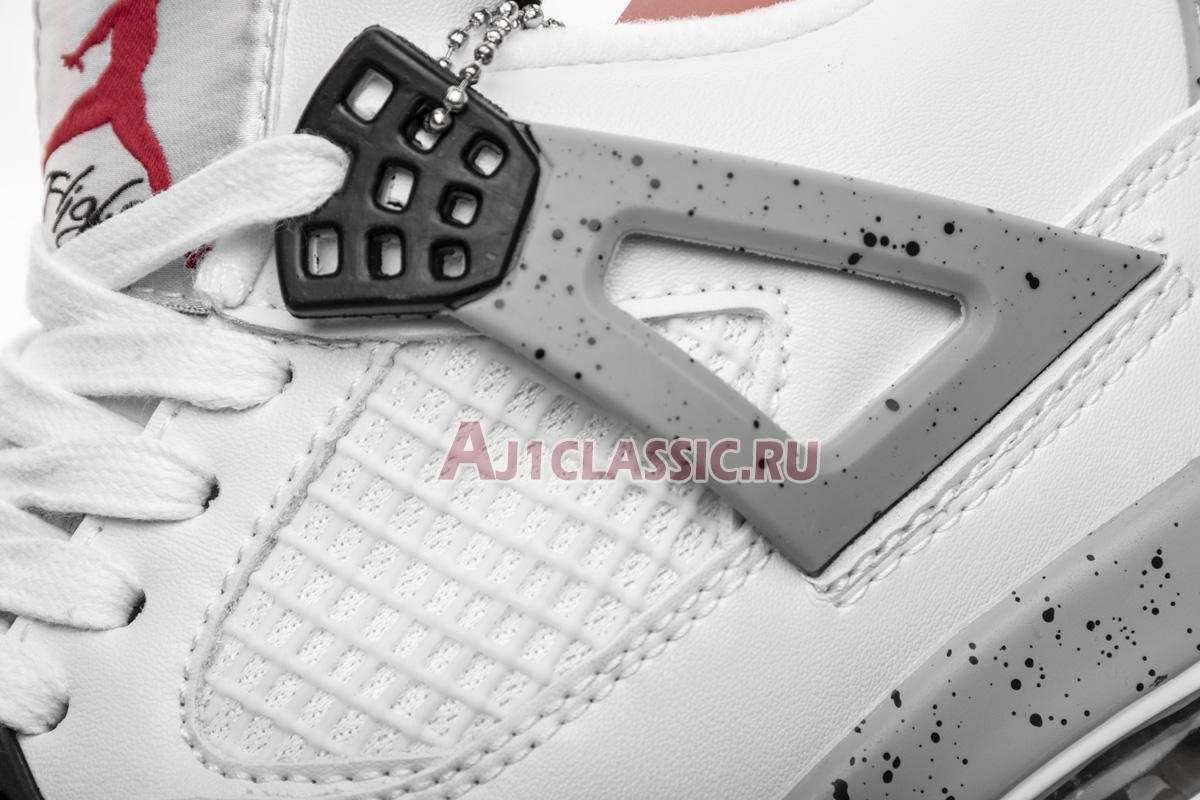 """Air Jordan 4 Retro OG """"White Cement 2016"""" 840606-192"""