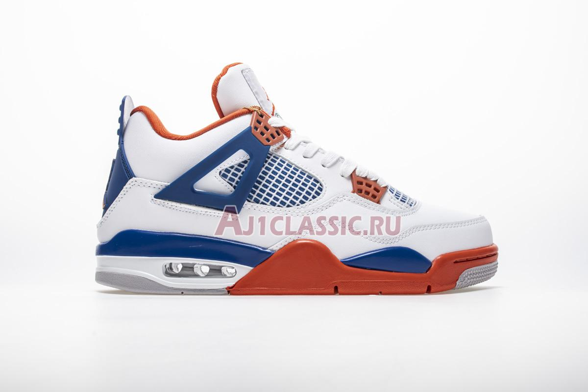 """Air Jordan 4 Retro """"Knicks"""" 308497-171"""