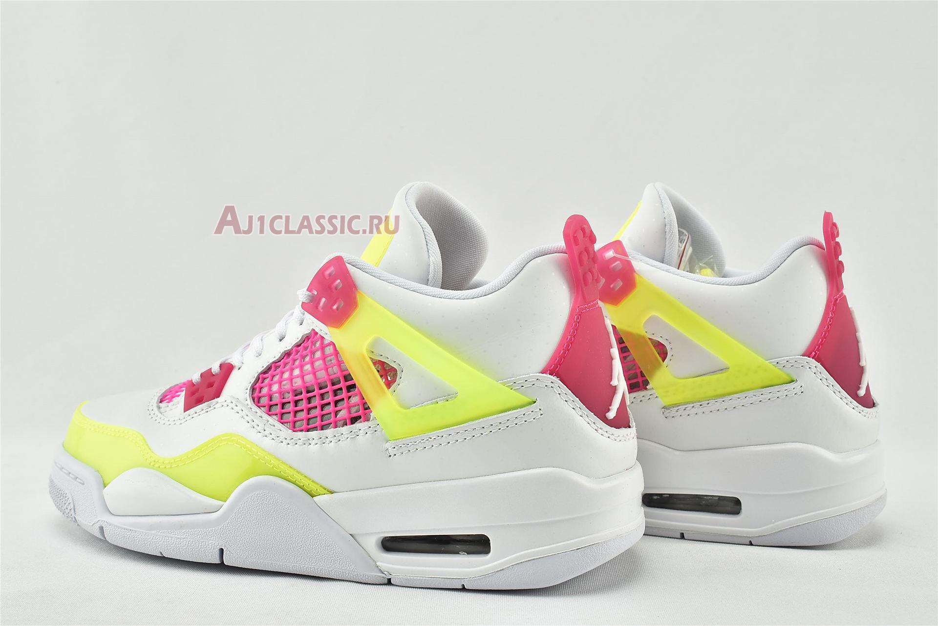 """Air Jordan 4 Retro """"Lemon Venom"""" CV7808-100"""