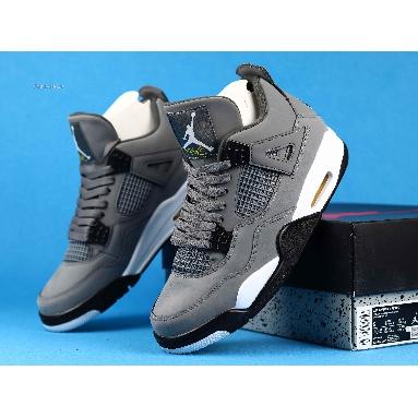 Air Jordan 4 Retro Cool Grey 2019 308497-007 Cool Grey/Chrome-Dark Charcoal Sneakers