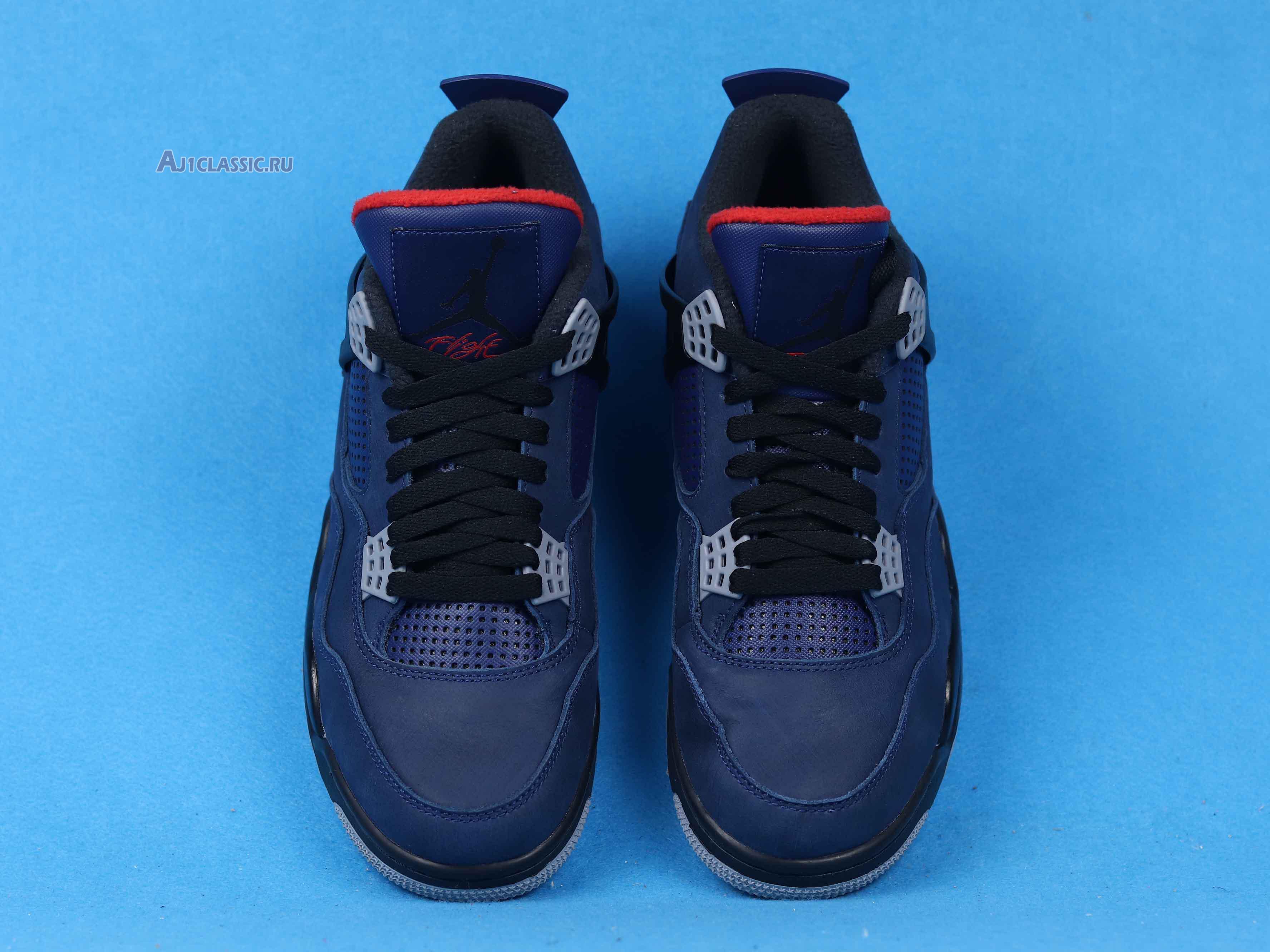 """Air Jordan 4 Winter """"Loyal Blue"""" CQ9597-401"""