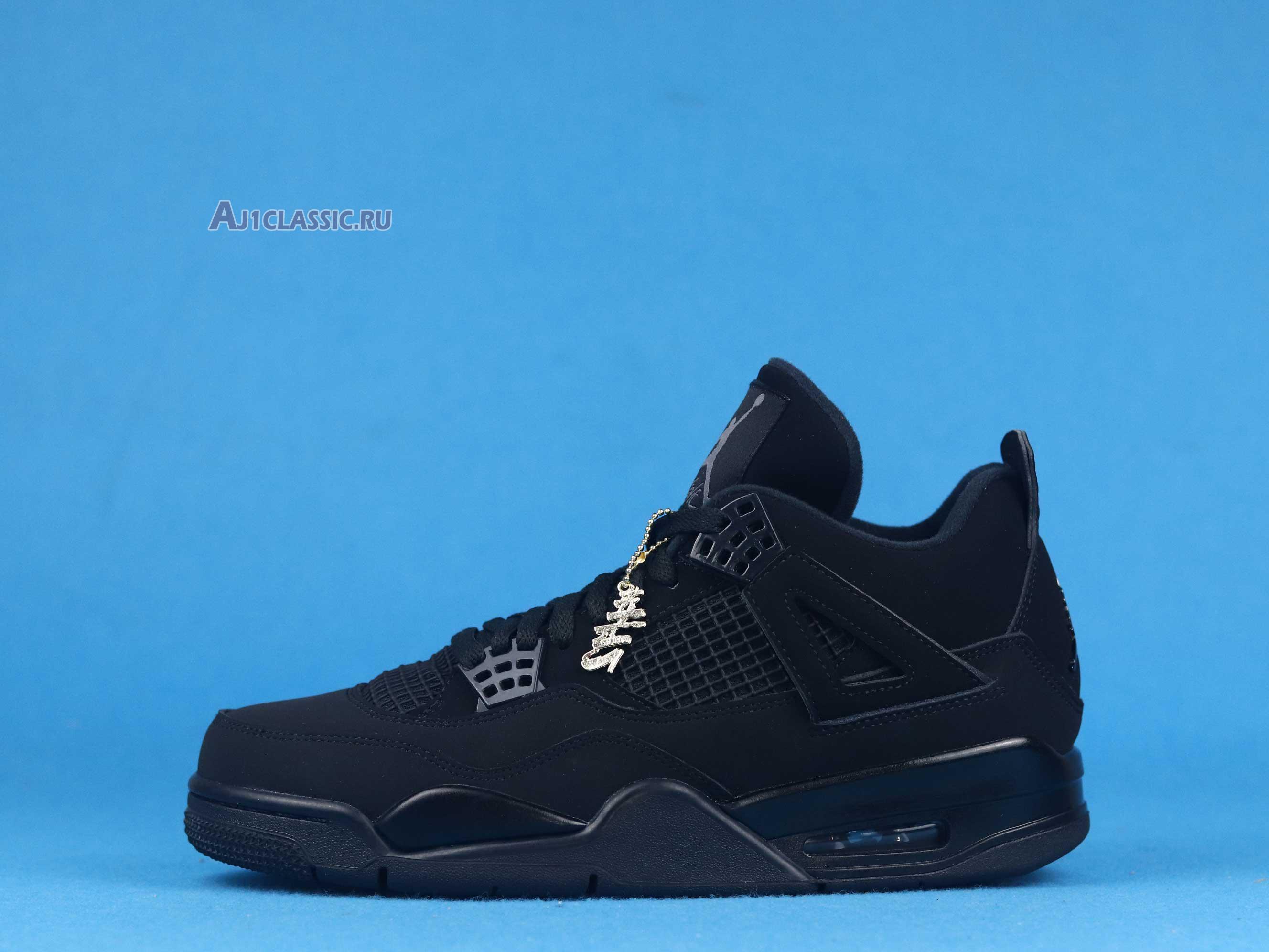 "Air Jordan 4 Retro ""Black Cat 2020"" CU1110-010"