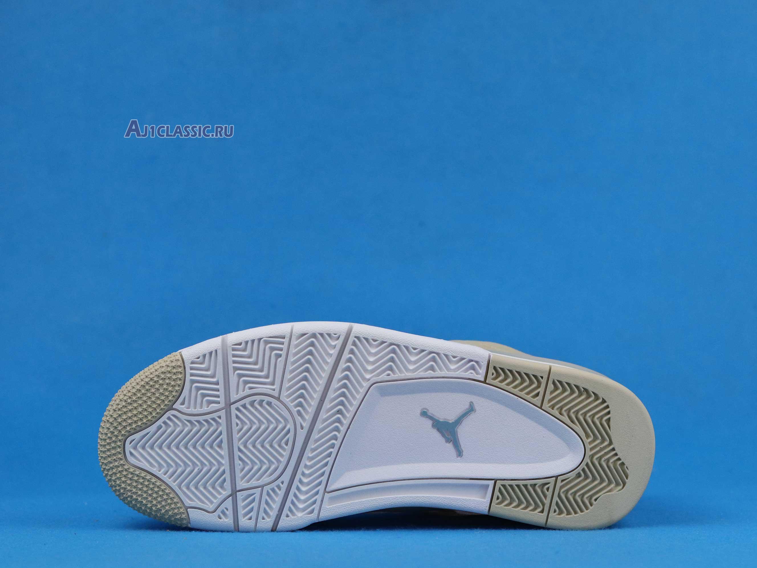 "Air Jordan 4 Retro ""Linen"" 487724-118"