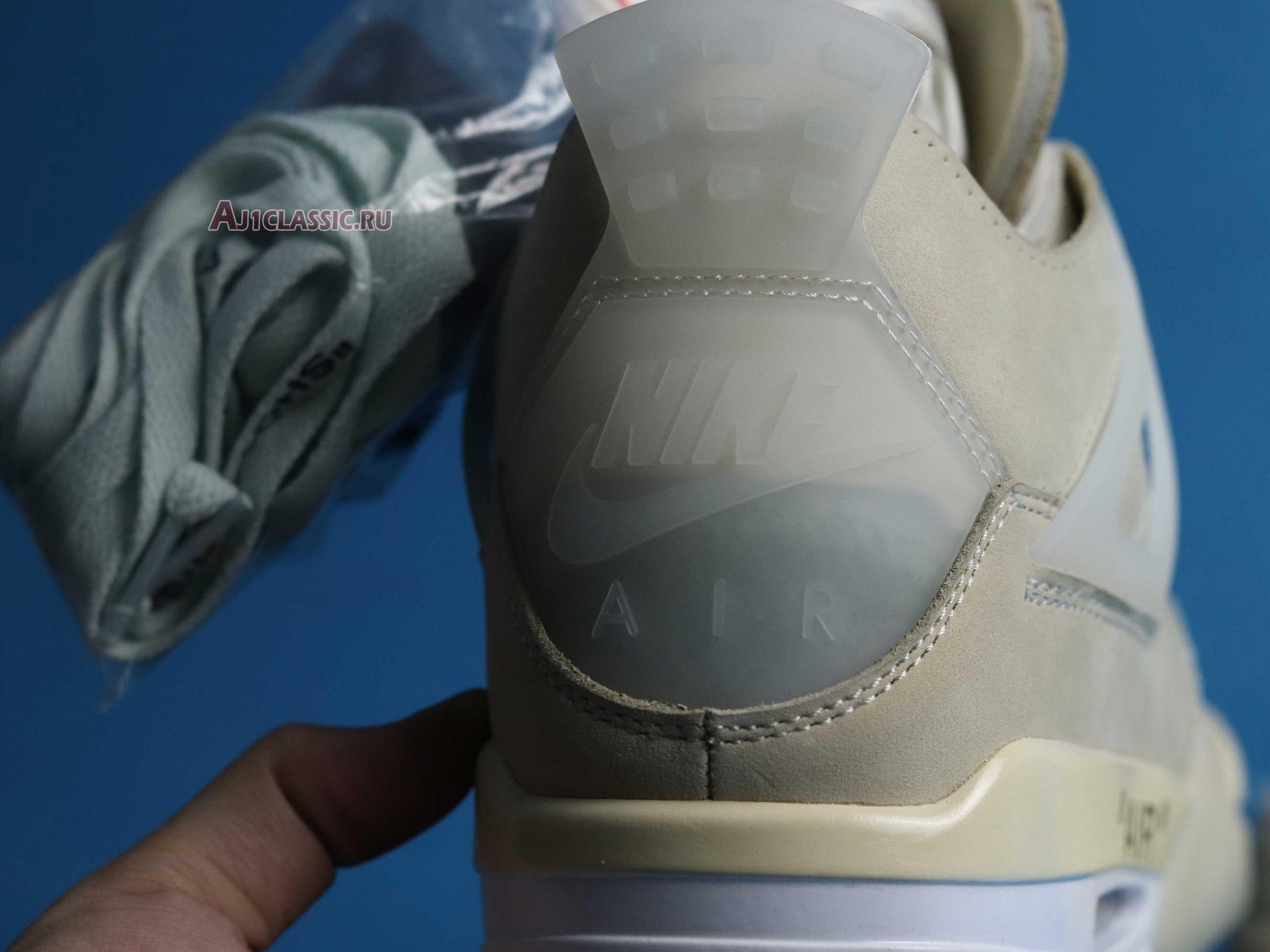 """Off-White x Wmns Air Jordan 4 SP """"Sail"""" CV9388-100"""