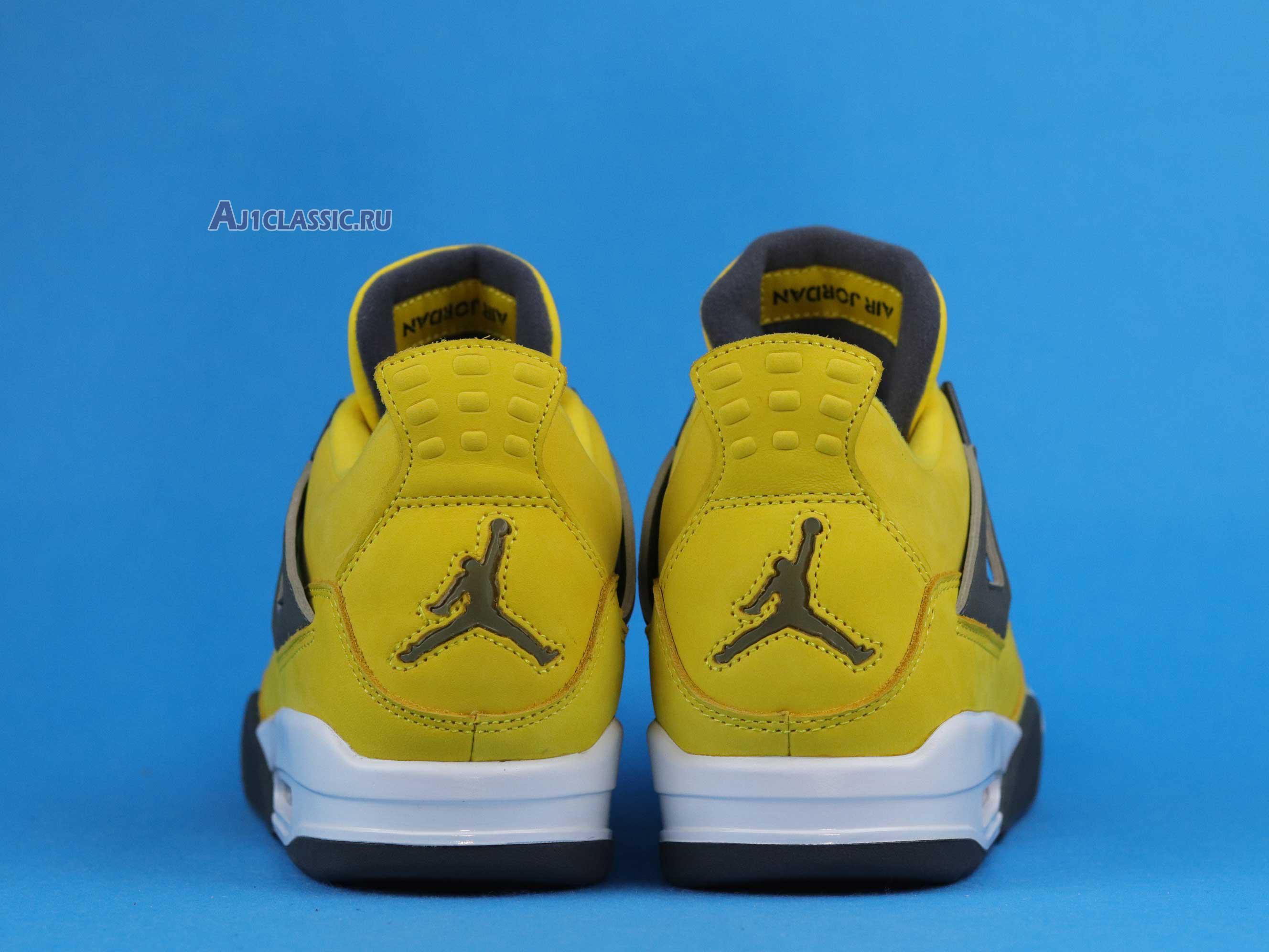 """Air Jordan 4 Retro LS """"Lightning"""" 314254-702"""