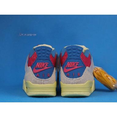 Union LA x Air Jordan 4 Retro Guava Ice DC9533-800 Guava Ice/Light Bone/Brigade Blue/Light Fusion Red Sneakers