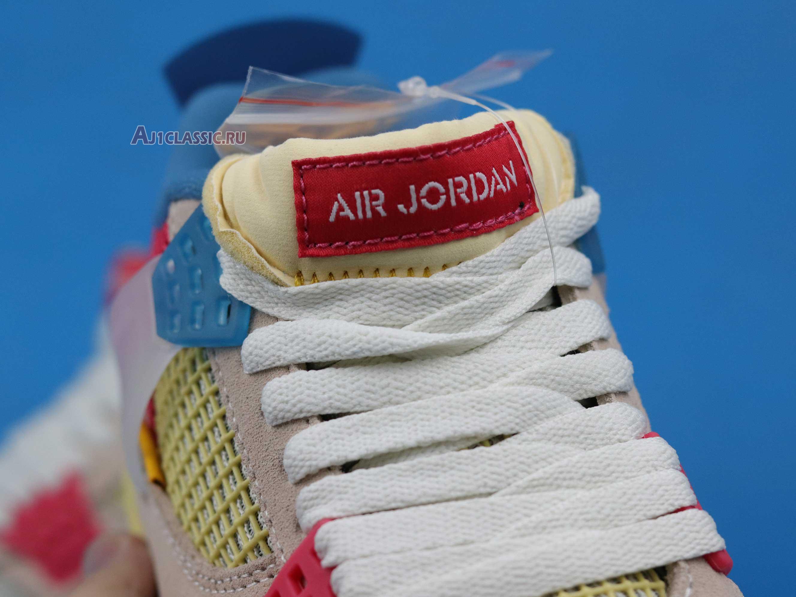 "Union LA x Air Jordan 4 Retro ""Guava Ice"" DC9533-800"