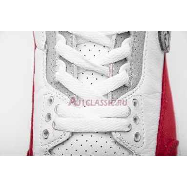 Air Jordan 3 Retro Tinker Air Max 1 CJ0939-100 White/University Red-Neutral Grey Sneakers
