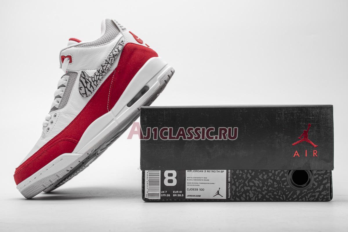 "Air Jordan 3 Retro Tinker ""Air Max 1"" CJ0939-100"