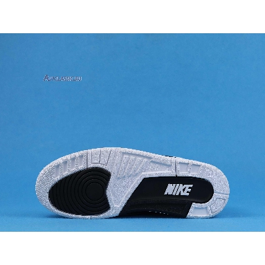 Fragment Design x Air Jordan 3 Retro SP White DA3595-100 White/Black/White Sneakers