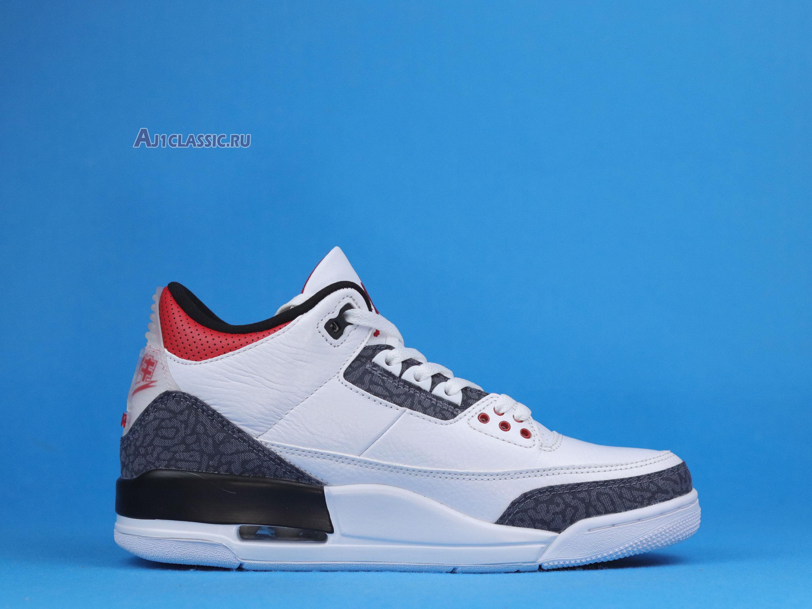"""Air Jordan 3 SE-T """"Fire Red Japan Exclusive"""" CZ6433-100"""